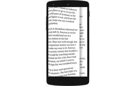 Android 4.4 KitKat modo inmersivo