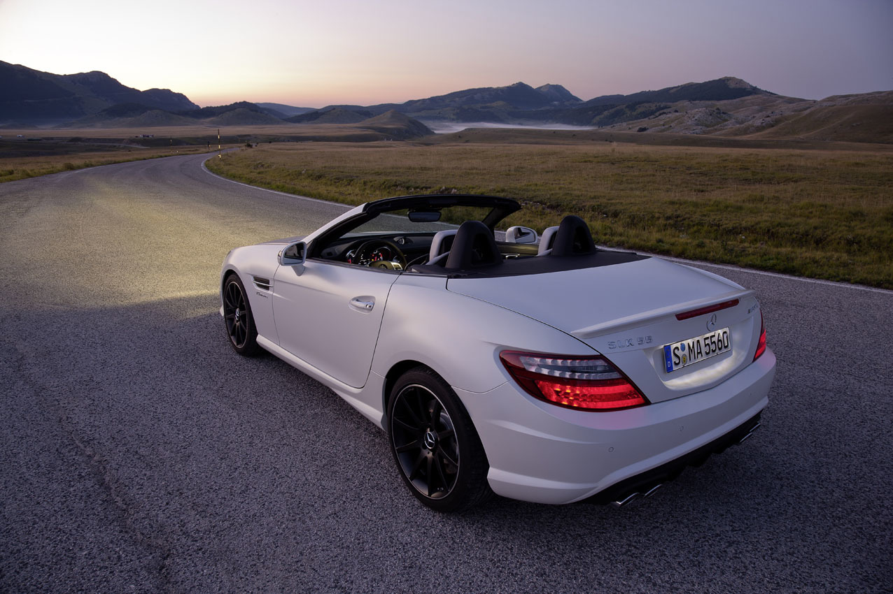 Foto de Mercedes-Benz SLK 55 AMG (10/13)