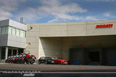 Ducati Monster 821, toma de contacto (primera parte)