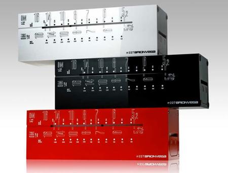 Diseños de ayer: Radio rr227 de Brionvega