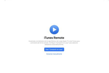 App iTunes Remote iOS 13.3