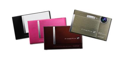 Finepix Z100fd, nueva compacta de Fujifilm