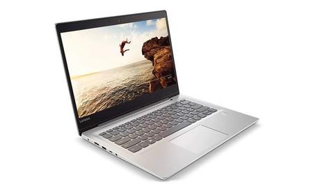 El Lenovo Ideapad 520S-14IKB es un portátil básico rebajado hoy en 100 euros en Amazon