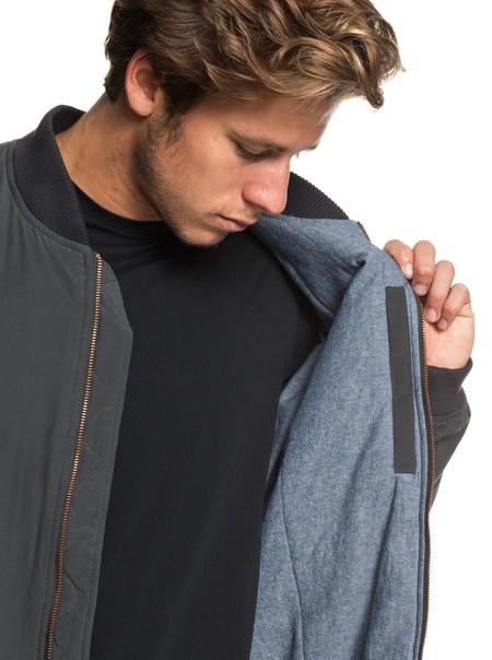 Esta chaqueta bomber de Quiksilver está al 55% de descuento en los eBay Days