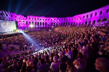 Arena Pula Croatia Threatre