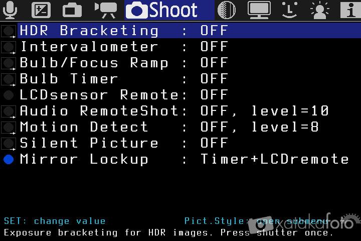Foto de Magic Lantern: Análisis de una nueva versión que mejora sustancialmente tu Canon (4/12)