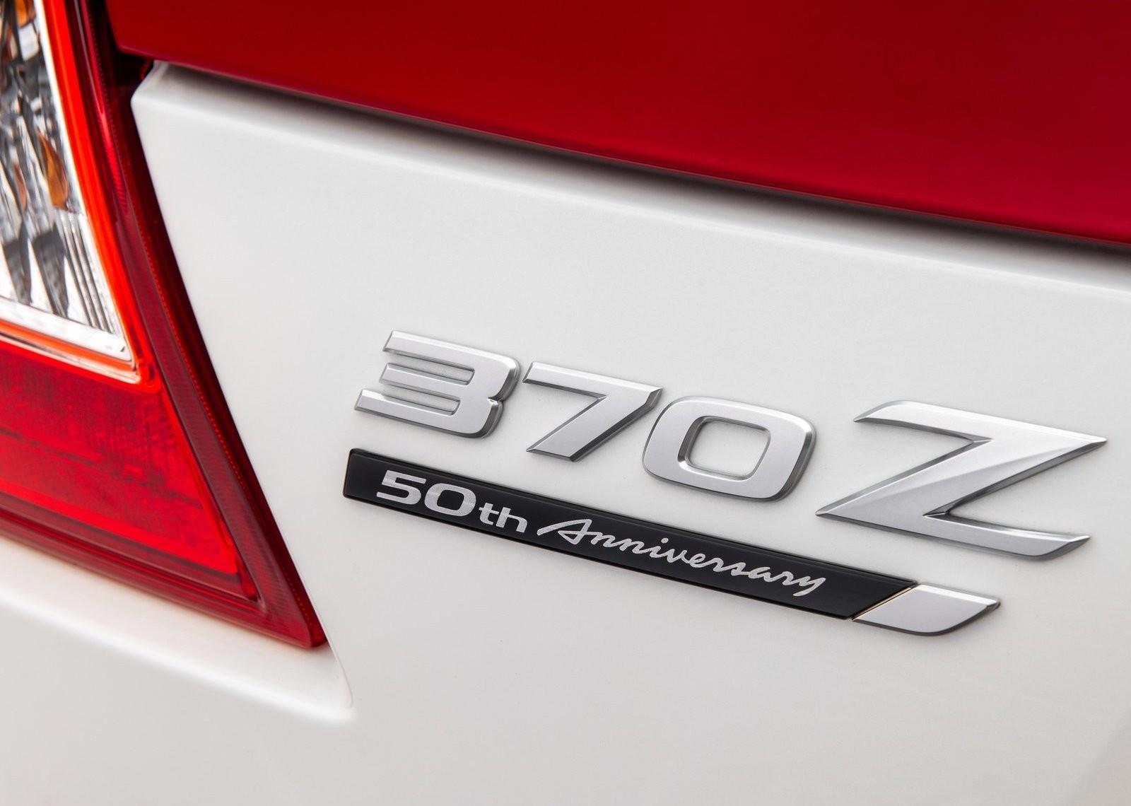 Foto de Nissan 370Z 50 aniversario (16/18)