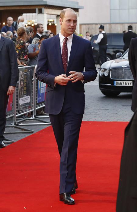 El Principe William Adopta El Color Clave Del Otono En Solo Un Accesorio De Su Atuendo 2