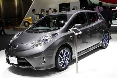 Novedades en Nissan: Nissan LEAF Aero Style y posibilidad de batería de múltiples tamaños