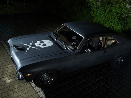 Coches de película: Chevy de Death Proof