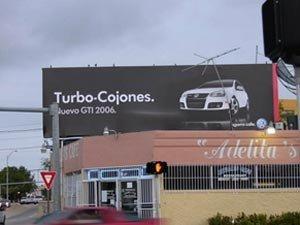 "GTI ""Turbo-Cojones"" de Volkswagen"