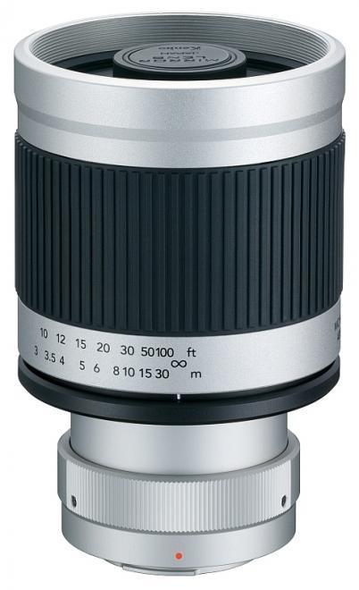 Tokina anuncia 400mm de potencia para tu cámara sin espejo