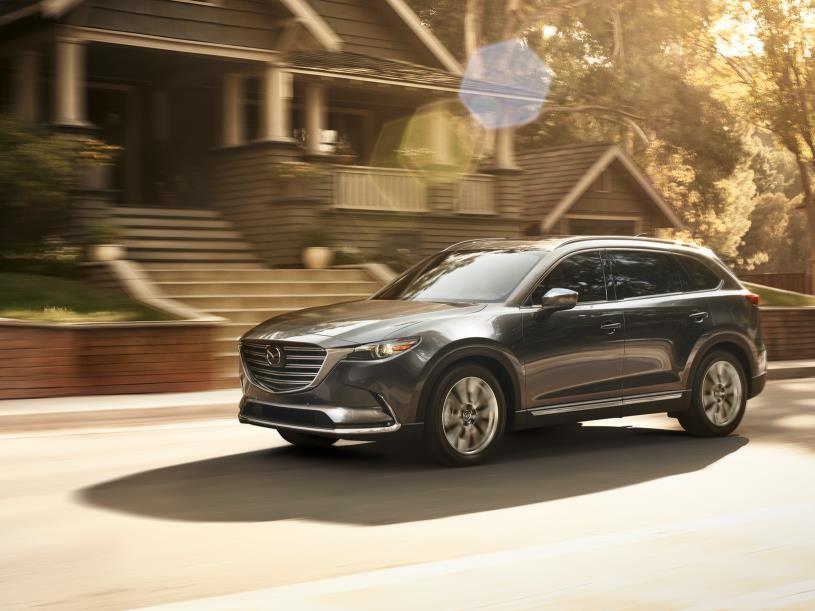 Foto de Mazda CX-9 actualizado (1/6)