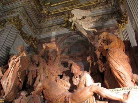 Terracota Santa Maria della Vita Bolonia