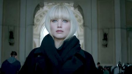 Nuevo tráiler de 'Gorrión Rojo': más suspense, más Jennifer Lawrence y más acento ruso