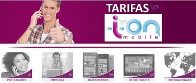 ION mobile se pasa a la flexibilidad con 35 nuevas combinaciones de tarifa posibles