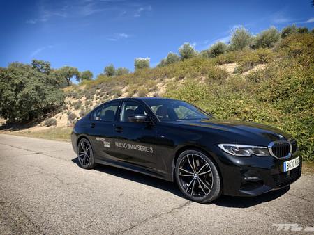 BMW Serie 3 2019 lateral delantera