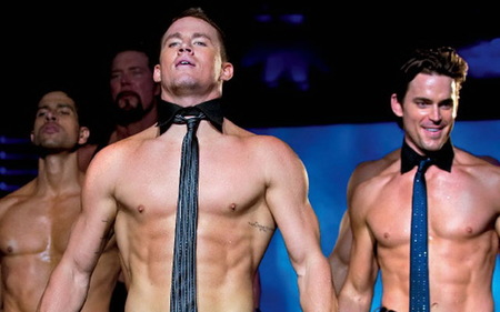 'Magic Mike'... ¡marchando una de famosos buenorros!
