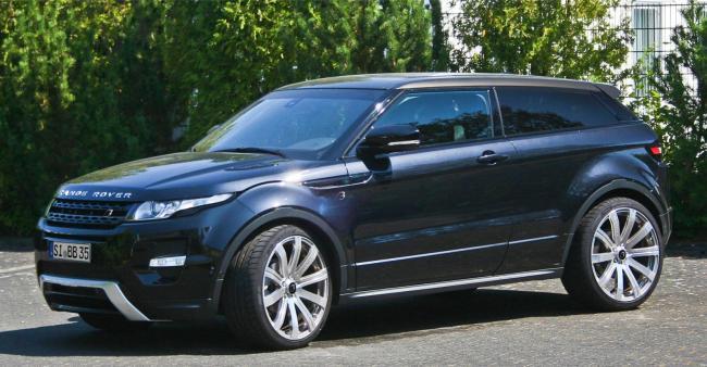 Range Rover Evoque por B&B