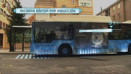 Recarga Rapida Bus