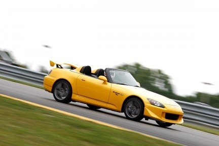 2008 Honda S2000, y S2000 Club Racer Edition