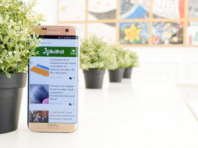 Samsung Galaxy S7 y S7 edge comienzan a recibir Android 7.0 Nougat