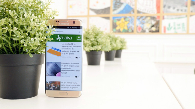 Galaxy S7 Xataka