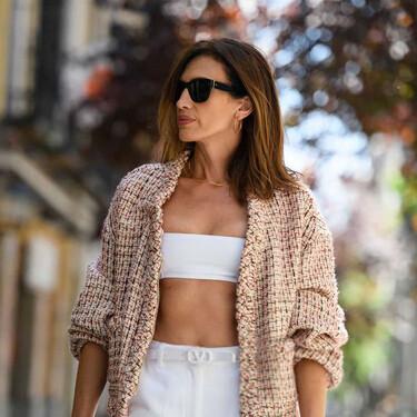 Nieves Álvarez luce el lookazo más estiloso de esta primavera