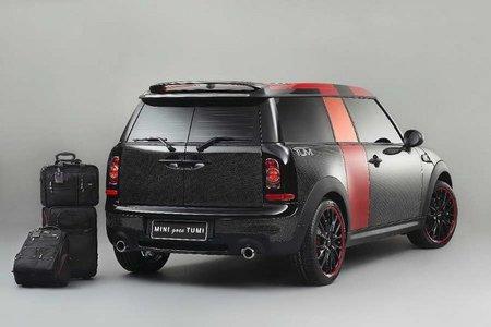 Tumi y Mini, coches y diseño se vuelven a dar la mano