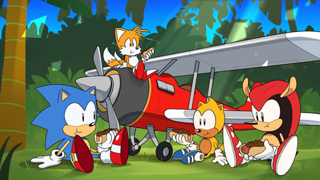Sonic Mania Adventures llega a su clímax en su quinto y último episodio