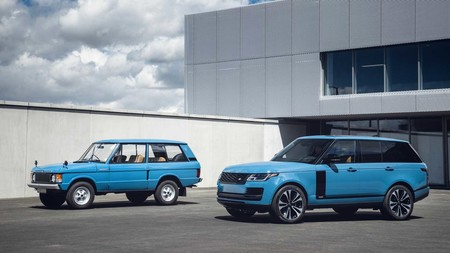 Range Rover Fifty, solo 1,970 unidades para festejar medio siglo de vida del legendario SUV