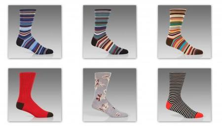 2Calcetines Paul Smith invierno 2009 2010