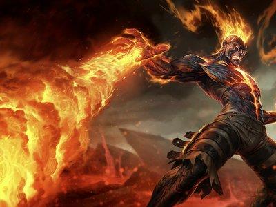 Brand recibe un buff importante en el PBE del League of Legends que aumenta su viabilidad