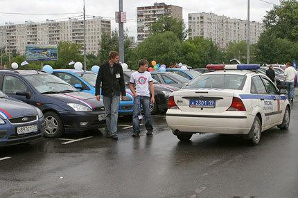 Boda Club Ford Focus Rusia