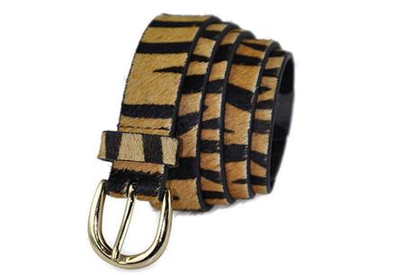 Cinturon Piel Amazon Zerimar