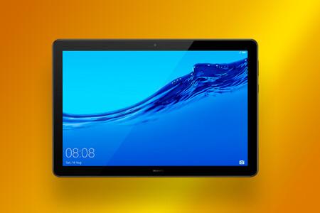 Para estudiar o tus hijos: la tableta Huawei MediaPad T5 está rebajada a 124 euros en MediaMarkt por los Días sin IVA