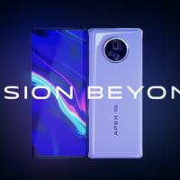 """APEX 2020: pantalla envolvente de 120°, cámara frontal """"invisible"""" y trasera con gimbal, así es el smartphone del futuro de vivo"""