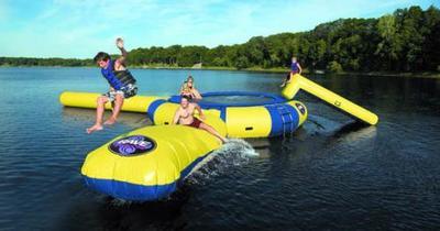 Monta tu propio parque acuático en tu piscina este verano
