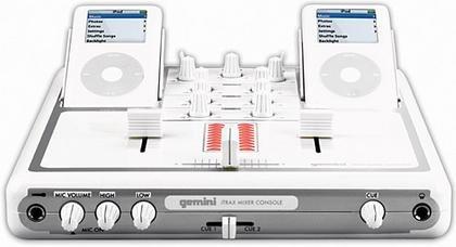 iTrax, otra mesa de mezclas con iPods