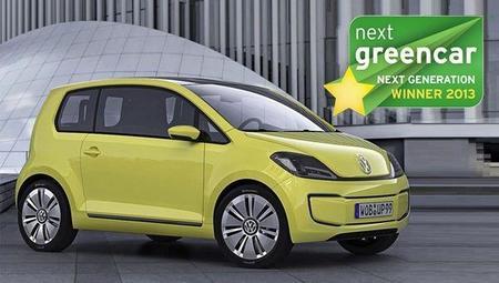 Volkswagen e-Up! Next generation Green Car