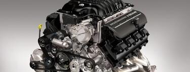 Mopar presenta el motor Mopar Hellcrate Redeye HEMI, para que consientas a tu muscle car con 800 hp