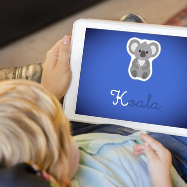Cinco aplicaciones gratis para que los niños aprendan a leer jugando