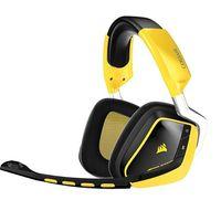 Auriculares gaming Corsair VOID Wireless Yellowjacket rebajados en 45 euros en Amazon
