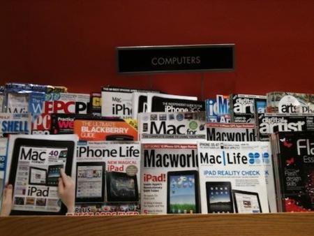 Imagen de la semana: iPad, hasta en la sopa