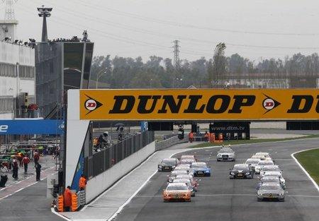El DTM penaliza a cuatro pilotos tras Adria, con Alexandre Premat entre ellos