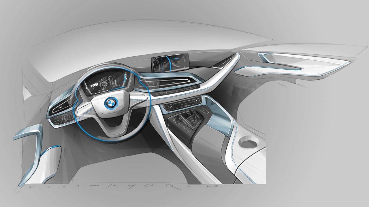 Foto de BMW i8 (17/124)