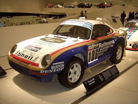 Porsche puede volver al Dakar