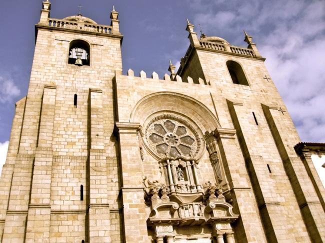La Sé Catedral de Oporto