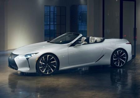 Lexus Lc Convertible Concept 2019 1600 02