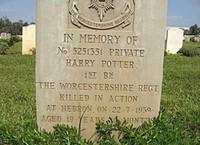 Visitando la tumba del auténtico Harry Potter... en Israel